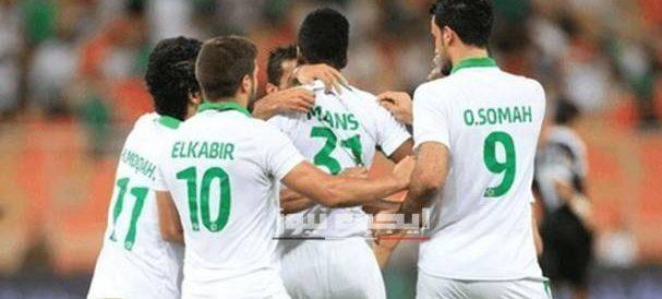 نتيجة مباراة الأهلى السعودي واحد 22-7-2020