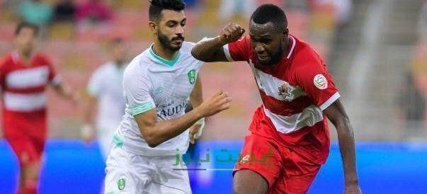 نتيجة مباراة الأهلي السعودي والوحدة 27-7-2020