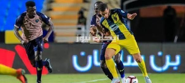 نتيجة مباراة التعاون والحزم 23-7-2020