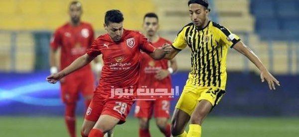 نتيجة مباراة الدحيل وأم صلال الدورى القطري 25-7-2020