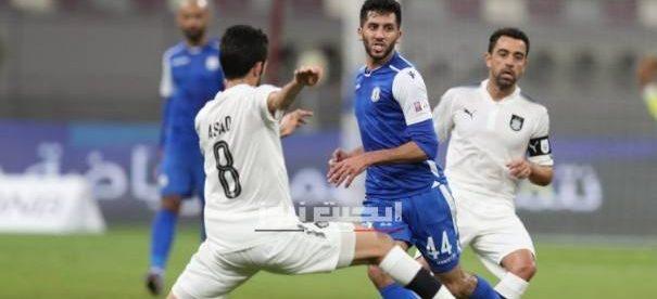 نتيجة مباراة السد والخور الدورى القطري 25-7-2020