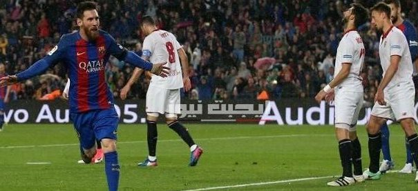 نتيجة مباراة برشلونة وديبورتيفو ألافيس الدورى الاسباني 19-7-2020