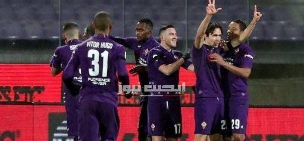 نتيجة مباراة فيورنتينا وليتشي الدوري الايطالي 15-7-2020