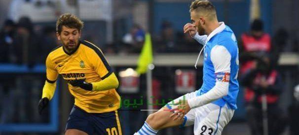 نتيجة مباراة هيلاس فيرونا وسبال الدوري الايطالي 29-7-2020