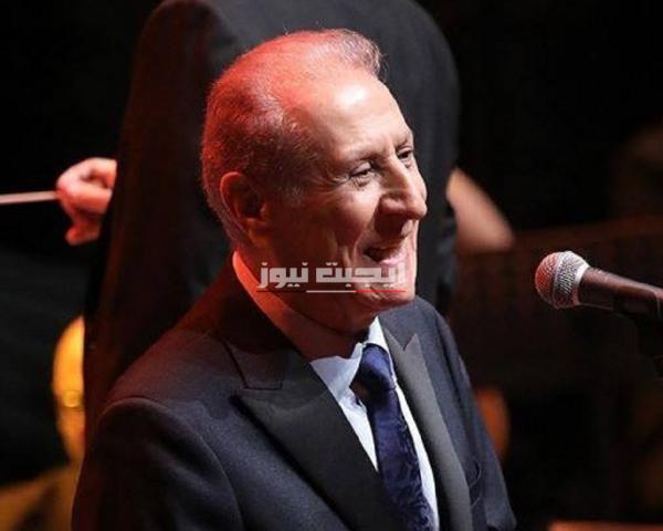 فيروس كورونا سبب في وفاة الفنان مروان محفوظ