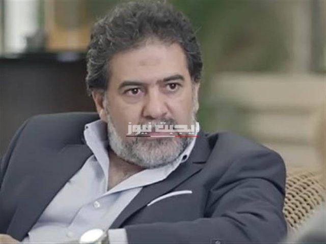 محسن محيي الدين يلعب دور رجل أعمال في فيلم صابر وراضي