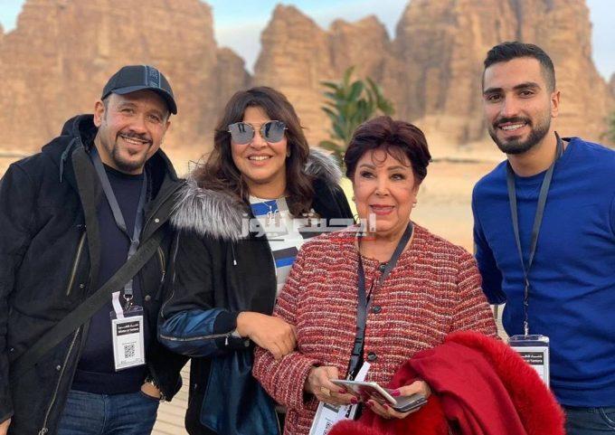 هالة صدقي تسترجع ذكرياتها مع الفنانة الراحلة رجاء الجداوي