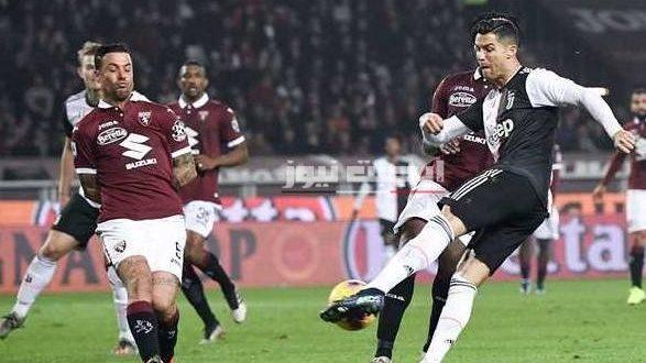 نتيجة مباراة يوفنتوس وتورينو الدوري الايطالي 4-7-2020
