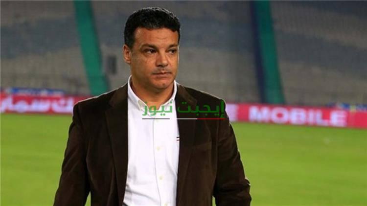 إيهاب جلال يعلن تشكيل مصر المقاصة أمام المصري