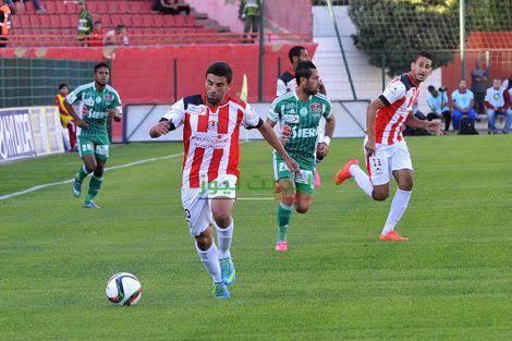 نتيجة مباراة الرجاء والفتح الرياضي الدوري المغربي 19-8-2020