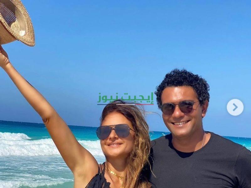 نيللي كريم تعلن  عن مفاجأة بخصوص100 وش