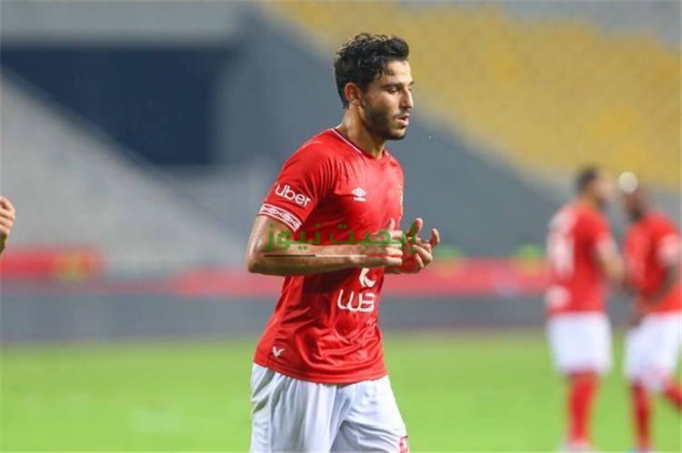 حمدي فتحي يتحدث عن عقده مع الأهلي