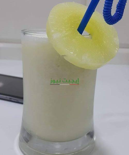 طريقة عمل عصير الأناناس وبذور الكتان لإزالة وحرق دهون البطن