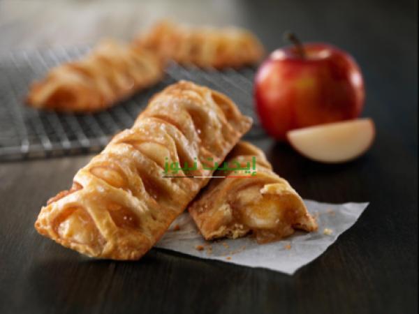 طريقة تحضير فطيرة التفاح المقلية بأبسط الطرق