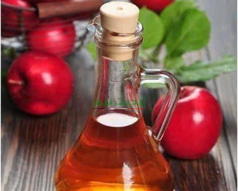 طريقة عمل ماسك خل التفاح والليمون لتعزيز وتكثيف نمو الشعر