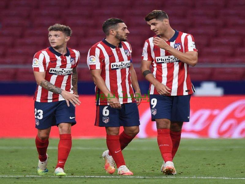 نتيجة مباراة أتلتيكو مدريد وسيلتا فيغو اليوم السبت 17-10-2020 الدوري الإسباني