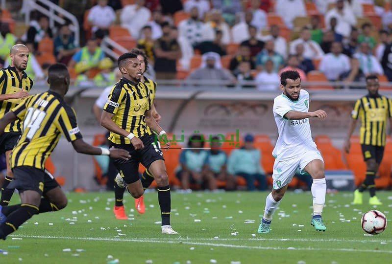 نتيجة مباراة الاتحاد وأبها الدوري السعودي 4-8-2020