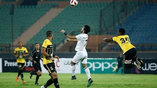نتيجة مباراة الانتاج الحربي وطلائع الجيش الدوري المصري 29-8-2020