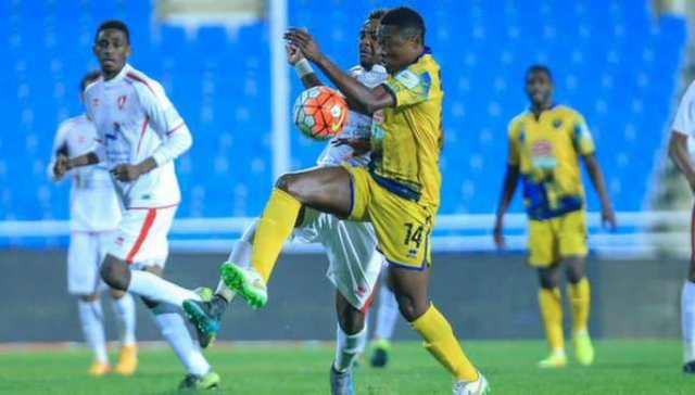 نتيجة مباراة التعاون والوحدة الدوري السعودي 25-8-2020