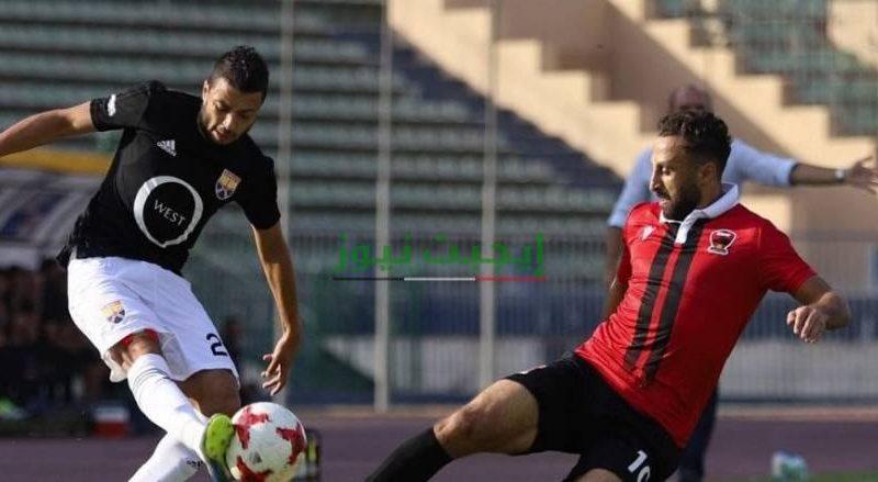 نتيجة مباراة الجونة ونادي مصر الدوري المصري 22-8-2020