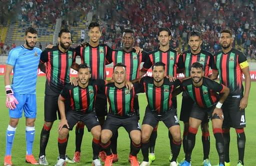 نتيجة مباراة الجيش الملكى ومولودية وجدة الدوري المغربي 23-8-2020