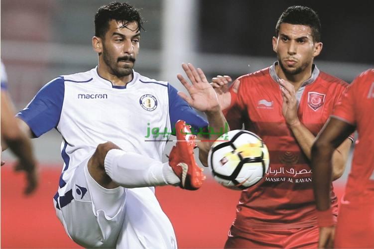 نتيجة مباراة الدحيل والخور اليوم الثلاثاء 10-11-2020 كأس قطر