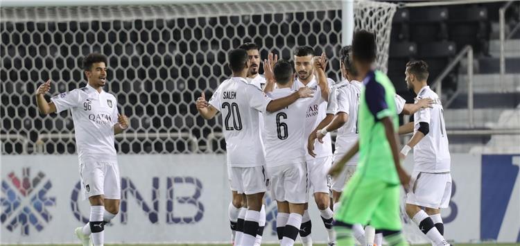 نتيجة مباراة السد والعربي اليوم الاحد 22-11-2020 الدوري القطري