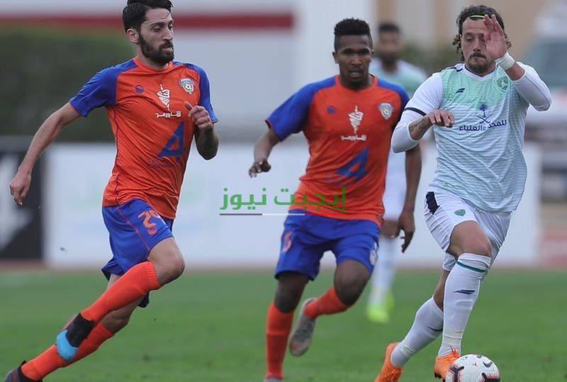 موعد مباراة الفتح والإتفاق في الدوري السعودي والقنوات الناقلة