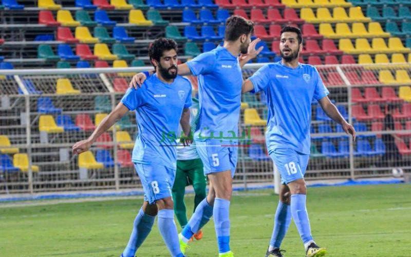نتيجة مباراة القادسية وضمك اليوم الجمعة 23-10-2020 الدوري السعودي