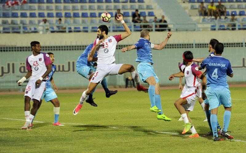 نتيجة مباراة السالمية والكويت اليوم في الدوري الكويتي
