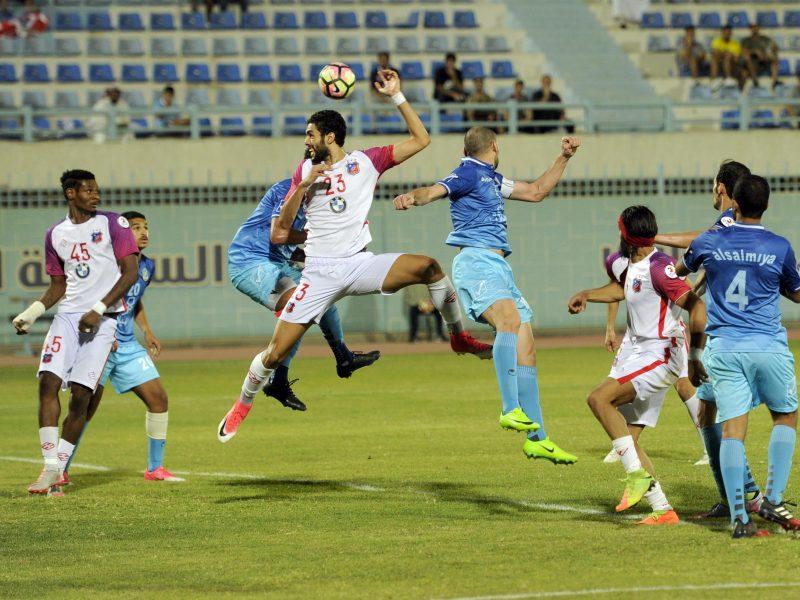نتيجة مباراة الكويت والسالمية الدوري الكويتي 31-8-2020