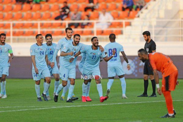 نتيجة مباراة اتحاد كلباء وبني ياس كأس الخليج العربي الاماراتي
