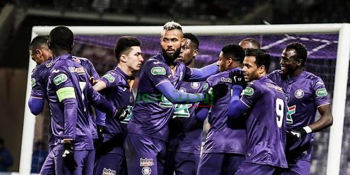 نتيجة مباراة ديجون وأنجيه الدوري الفرنسي 22-8-2020