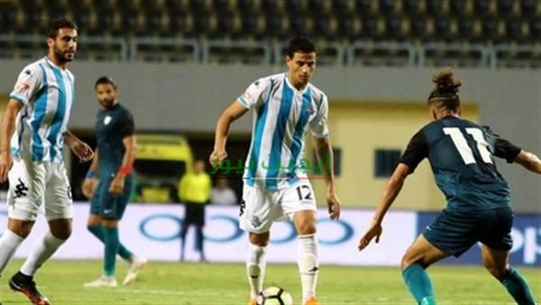 نتيجة مباراة سموحة وبيراميدز الدوري المصري 21-8-2020