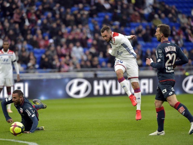 نتيجة مباراة مونبلييه وليون الدوري الفرنسي 15-9-2020