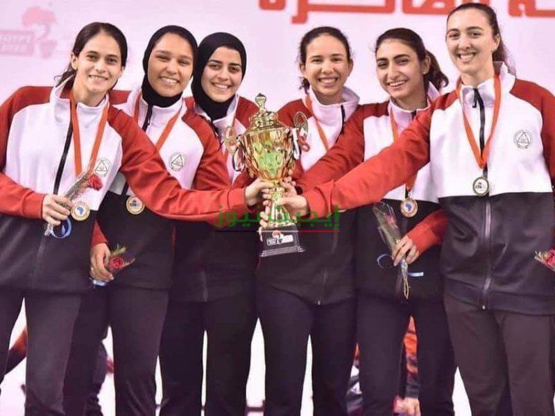 مصر تتواجد في المجموعة الأولى لبطولة  العالم لسيدات في الريشة الطائرة