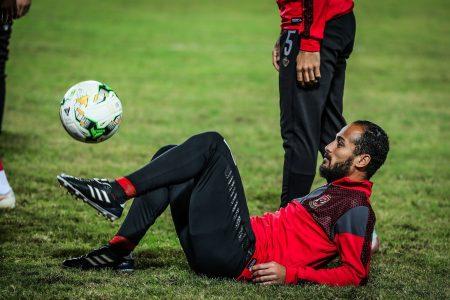 الأهلي يعلن موعد عودة وليد سليمان للمشاركة في التدريبات الجماعية