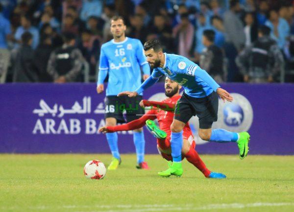 نتيجة مباراة الفيصلي والجزيرة اليوم الاربعاء 21-10-2020 الدوري الأردني