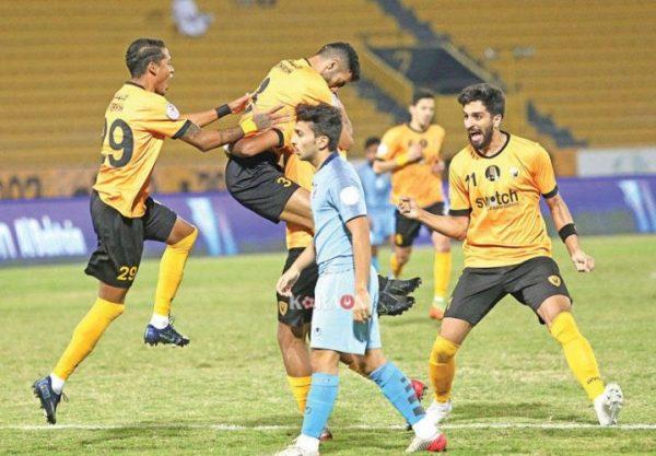 نتيجة مباراة القادسية والشباب اليوم في الدوري الكويتي