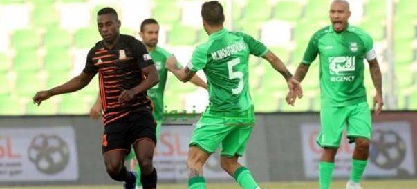 نتيجة مباراة الأهلي وأم صلال اليوم الأربعاء 14-10-2020 كأس قطر