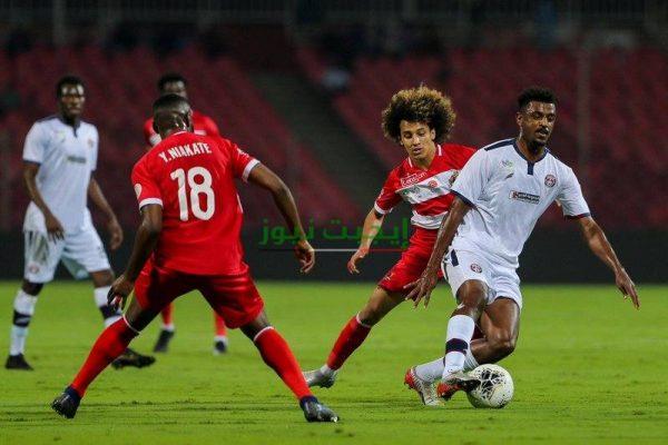 نتيجة مباراة الوحدة والعدالة الدوري السعودي 20-8-2020
