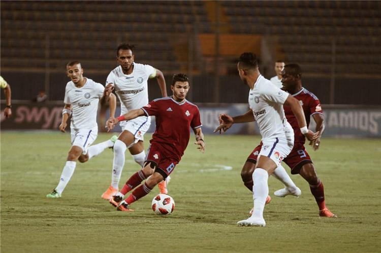 أهداف مباراة بيراميدز وأسوان اليوم 29-8-2020 في الدوري المصري