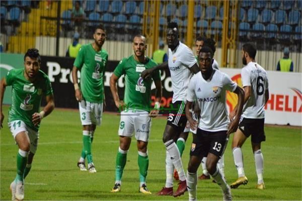نتيجة مباراة الاتحاد السكندري والجونة الدوري المصري