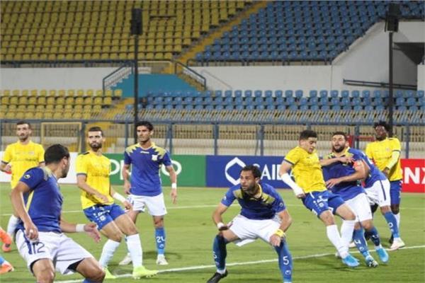أهداف مباراة الإسماعيلي وطنطا اليوم 27-8-2020 في الدوري المصري