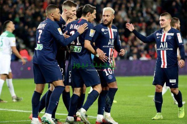 موعد مباراة باريس سان جيرمان ولايبزيج في نصف نهائي دوري أبطال أوروبا والقنوات الناقلة