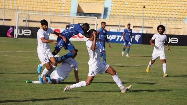 نتيجة مباراة إنبي وأسوان الدوري المصري 25-8-2020