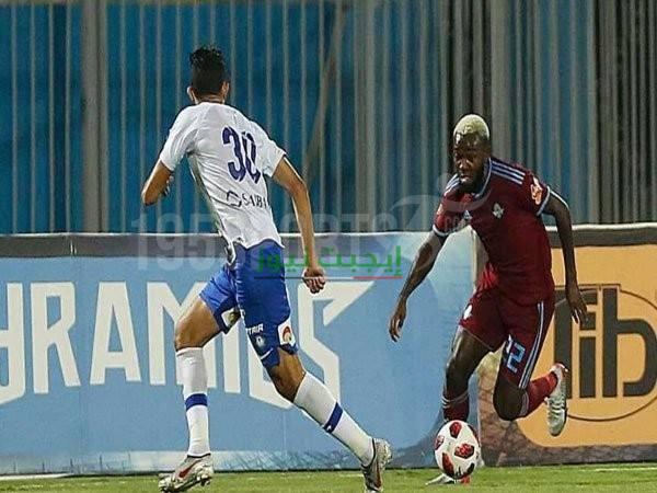 أهداف مباراة بيراميدز وسموحة اليوم الجمعة 21-8-2020 في الدوري المصري