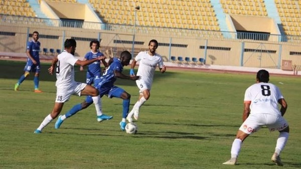 أهداف مباراة إنبي وأسوان اليوم 25-8-2020 في الدوري المصري