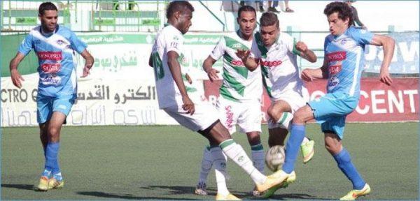 نتيجة مباراة الاتحاد المنستيري والنادي البنزرتي الدوري التونسي