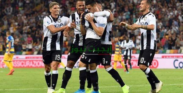 نتيجة مباراة ساسولو وأودينيزي اليوم الدوري الإيطالي